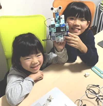 သားသားမီးမီးတို့ ကိုယ်တိုင်ဖန်တီးစေခိုင်းနိုင်မယ့် ချစ်စရာစက်ရုပ်လေးတွေ