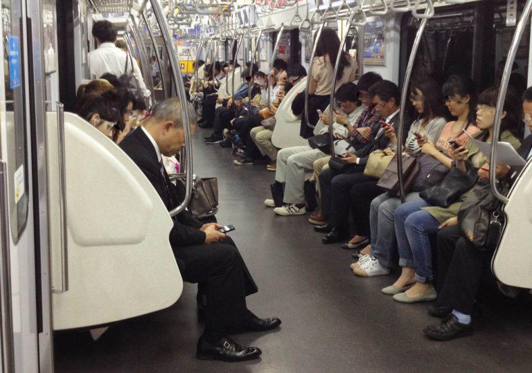 ဂျပန်လူမျိုးတွေက ဆူညံသံကိုမကြိုက်ကြဘူး