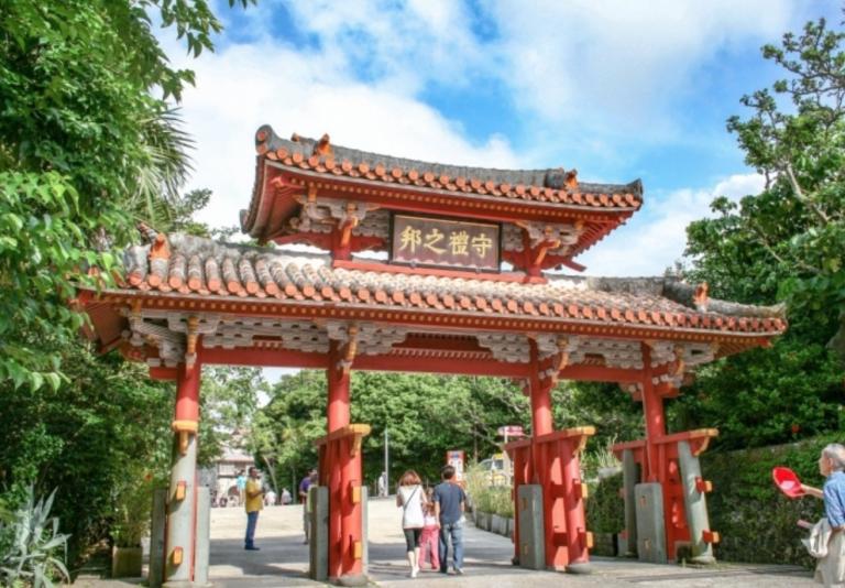 ဂျပန်နိုင်ငံအတွင်းမှ မတူညီတဲ့သမိုင်းကို ပိုင်ဆိုင်ထားတဲ့ အိုကီနာဝါ