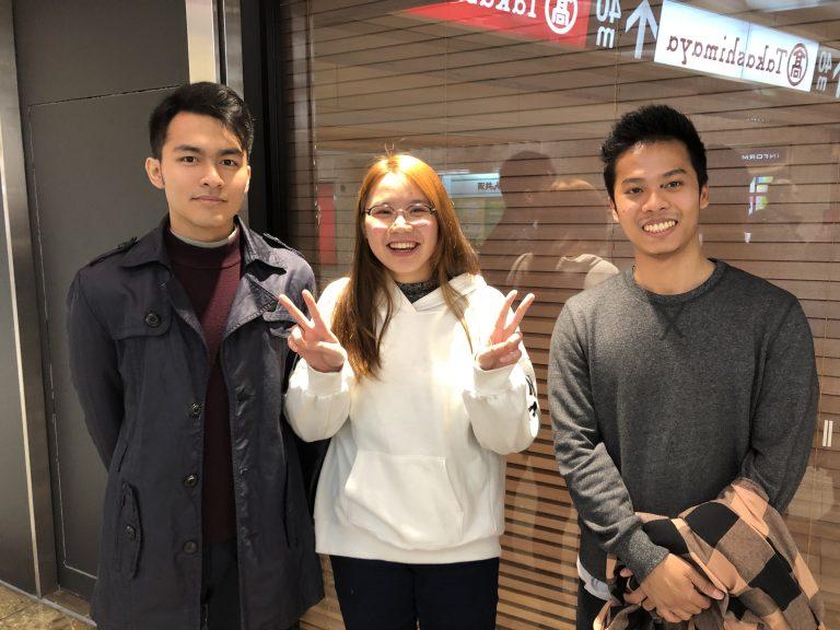 ဂျပန်နိုင်ငံက မြန်မာ Scholarship ကျောင်းသားတစ်ချို့နဲ့ အင်တာဗျူး
