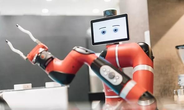 ဂျပန်နိုင်ငံရဲ့ စားသောက်ဆိုင်တွေမှာ စက်ရုပ်အစားထိုးမှုတွေဖြစ်နေပြီ!!!