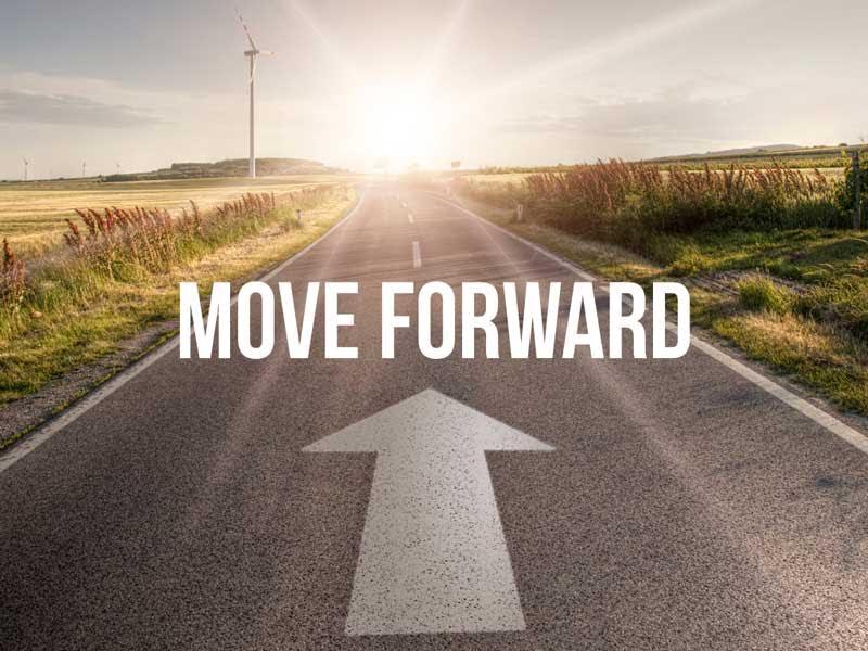 ရှေ့ကိုပဲဆက်လျှောက်ပါ!!  Keep Moving Forward !!!!!