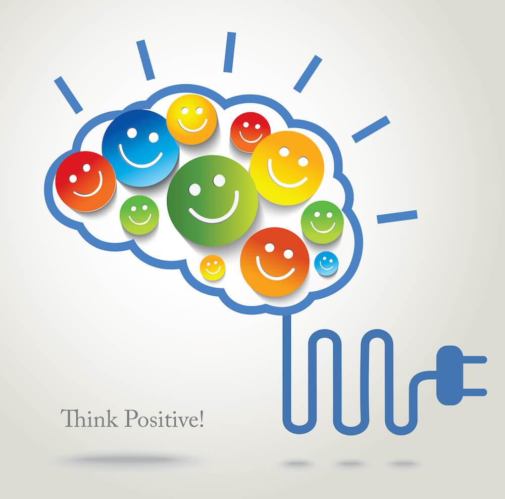 Positive thinking ဖြင့် ပျော်ရွှင်မှုဆီသို့အရောက်သွားပါ !!!!