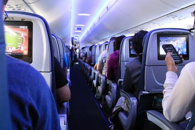 လေယာဉ်စီးတဲ့အခါကြုံတွေ့ရတတ်တဲ့ ကရိကထတွေကို ဂျပန်လူမျိုးတို့ဘယ်လိုဖြေရှင်းကြလဲ ?