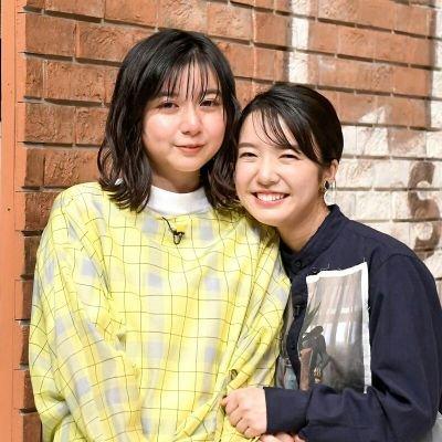 မင်းသမီးချောလေး Mone Kamishiraishi နှင့် Moka Kamishiraishi
