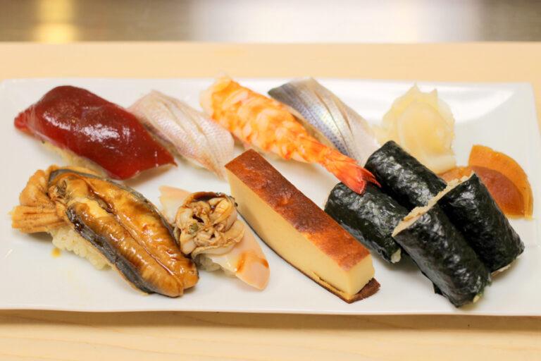 အဲ ! ဒါ sushi မှဟုတ်ရဲ့လား?