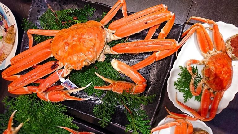 ၂၀၁၉ ခုနှစ်၊ ရောင်းဈေးစဖွင့်ချိန် တစ်ကောင် ယန်းသောင်း ၅၀၀ ပေါက်ဈေးရှိခဲ့တဲ့ Snow crab !!