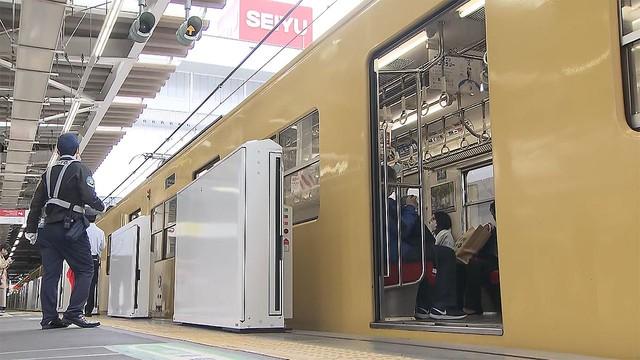 (၃) ရက်နေ့ကနေစပြီး Tokorozawa ဘူတာတွင် ရထားစထွက်ချိန်၌ Totoro ဇာတ်ဝင်တေးကိုဖွင့်မည်။
