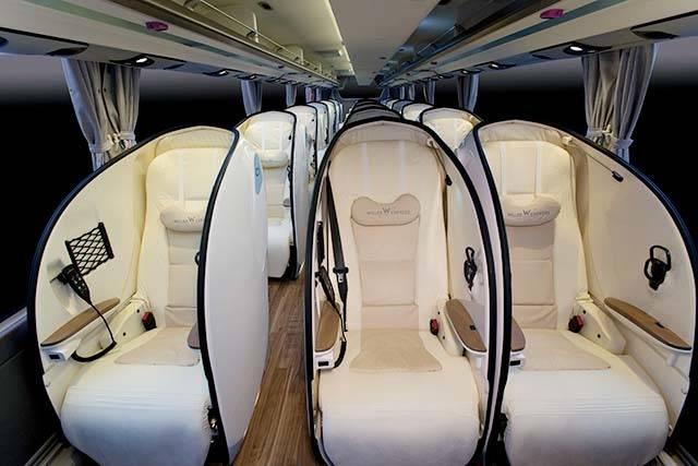 ဂျပန်နိုင်ငံမှာ ခရီးသွားဖို့အကောင်းဆုံးက လေယာဥ်နဲ့လား? ကျည်ဆန်ရထားနဲ့လား? မဟုတ်ပါဘူး အကောင်းဆုံးက ဘတ်စ်ကားနဲ့သွားတဲ့ခရီးပါ။ ဂျပန်နိုင်ငံရဲ့ အကောင်းဆုံးဘတ်စ်ကားကို ကြည့်ကြည့်ရအောင်။