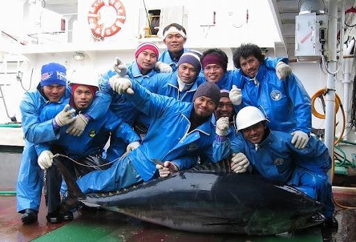 """ငွေအများကြီးရတဲ့ တူနာငါးဖမ်းသင်္ဘော! """" ငွေချေးပြီးရင် တူနာငါးဖမ်းသင်္ဘောမှာလုပ်ဆိုတဲ့""""  အလှည့်အပြောင်းတစ်ခုရှိနေတယ်။"""